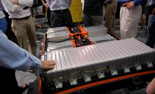 Bateriové moduly