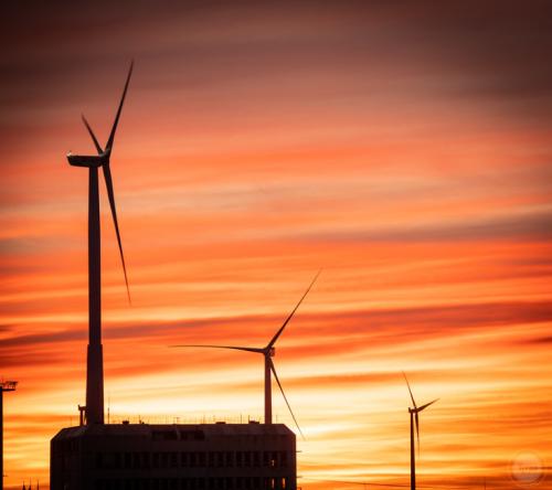 Větrnné mlýny