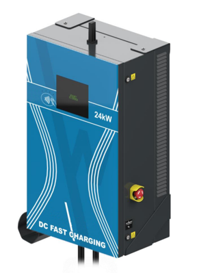 EVEMOVE 24 - DC Wallbox EVG3 - 24kW